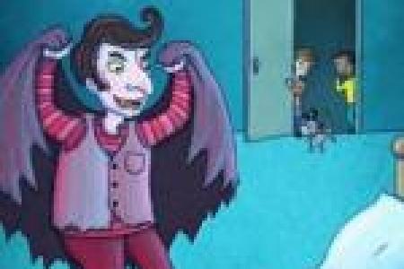 'n Kas vol monsters: Vampierfoto's  picture 2963
