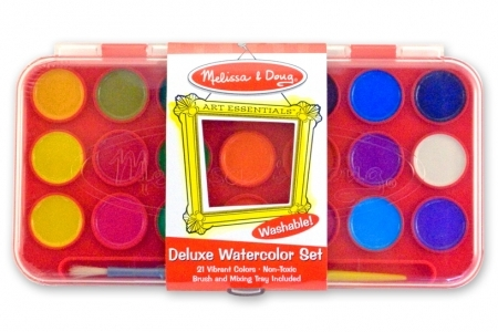 Deluxe Watercolour Paint Set (21 Colours) picture 1586