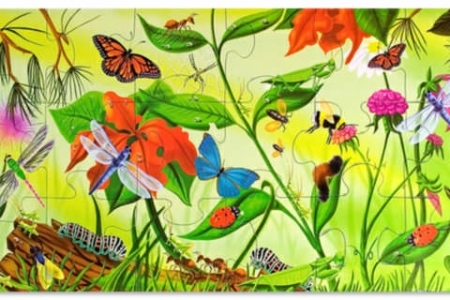 Bugs Floor Puzzle picture 1569