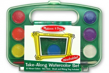 Take-Along Watercolour Paint Set picture 1780