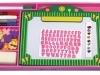 Flower Dry-Erase Board image