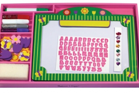 Flower Dry-Erase Board picture 1634