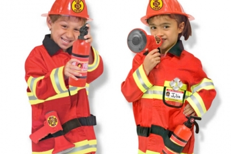 Fire Chief Role Play Costume Set picture 1621