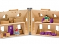 Fold and Go Mini Dolls House picture 1640