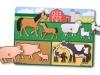 Farm Peg Puzzle image
