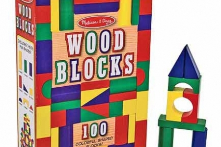 100 Wood Block Set picture 2870