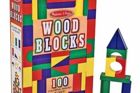 100 Wood Block Set picture 2870