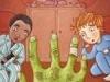 'n Kas vol monsters: Die groen hand  image
