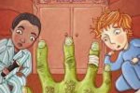 'n Kas vol monsters: Die groen hand  picture 2959
