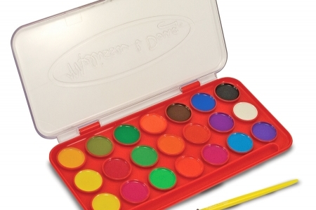 Deluxe Watercolour Paint Set (21 Colours) picture 1585