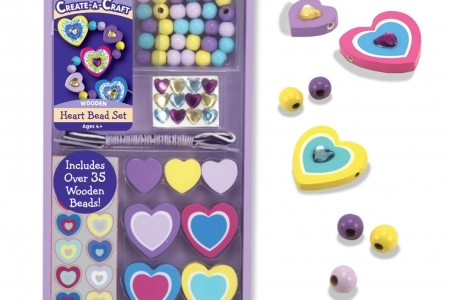 Heart Bead Set picture 2987