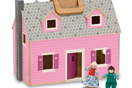 Fold and Go Mini Dolls House picture 1641