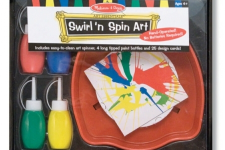 Swirl 'n Spin Art  picture 1776