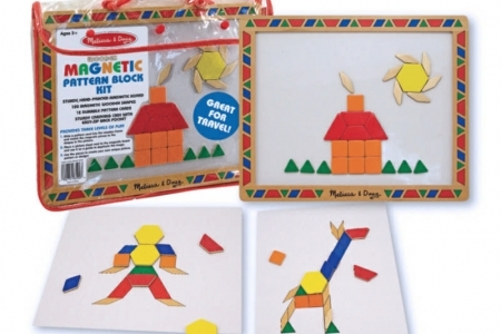 Magnetic Pattern Block picture 2269