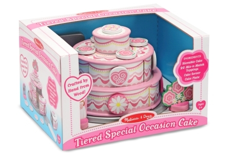 Tiered Special Occasion Cake picture 1783