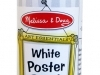 White Poster Paint image