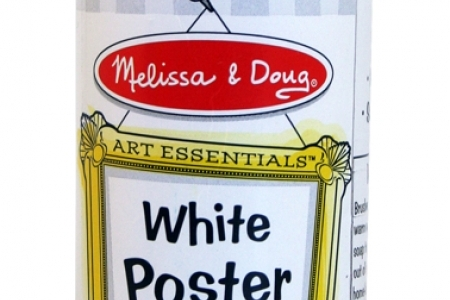 White Poster Paint picture 1799