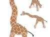 Giraffe Grasping Toy image