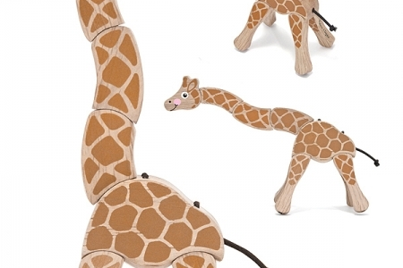 Giraffe Grasping Toy picture 2764