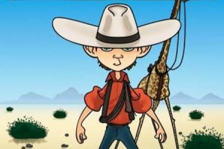 Cowboy Koekemoer van die Klein-Karoo picture 2393