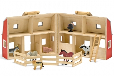 Fold and Go Mini Barn picture 1639