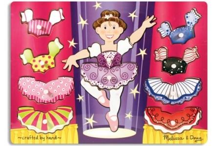 Ballerina Dress-Up Mix n Match picture 1552