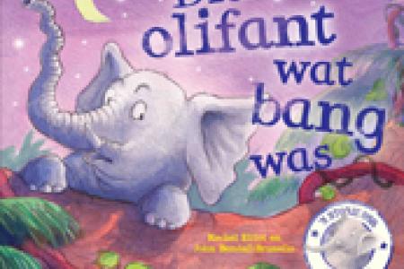 Die olifant wat bang was picture 3016
