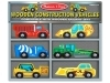 Construction Vehicles Set image