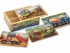 Constuction Jigsaw Puzzles in a Box image