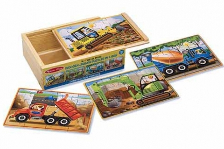 Constuction Jigsaw Puzzles in a Box picture 2908