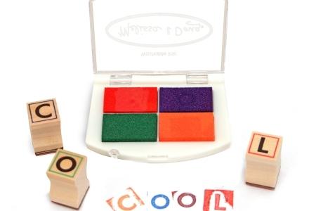 Alphabet Stamp Set picture 2601