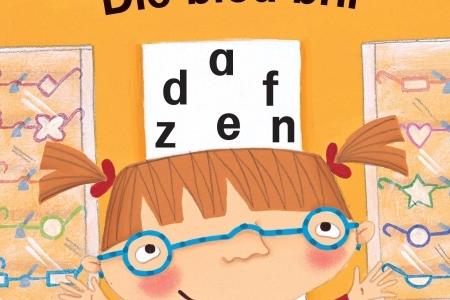 Begin lees-reeks: Vlak 2: Die blou bril picture 2965