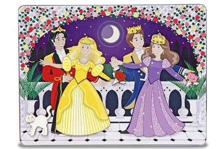 Dance All Night Princess Magnetic Tin Set picture 2769