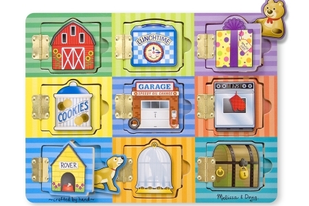Magnetic Hide and Seek Board picture 1692