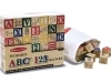 Wooden ABC/123 Blocks image
