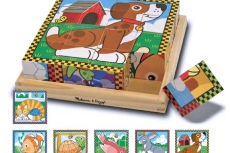 Pets Cube Puzzle picture 1720