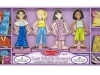 Best Friends Forever! Magnetic Dress-up Set image