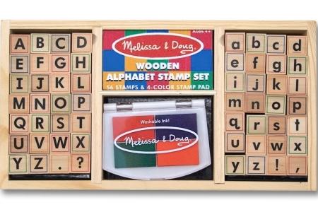 Alphabet Stamp Set picture 2602
