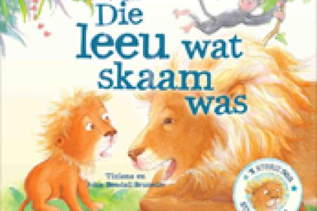 Die leeu wat skaam was picture 3015