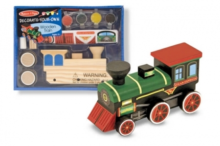 Wooden Train DYO picture 1812