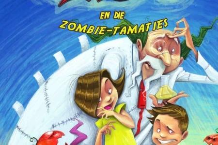 Professor Fungus en die zombie-tamaties  picture 2979