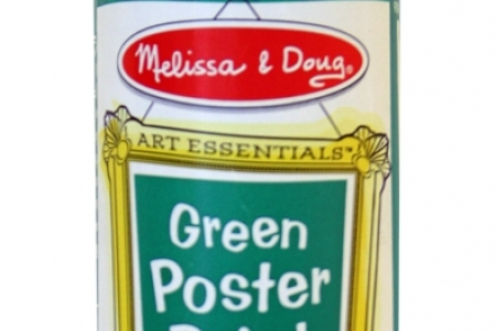 Green Poster Paint picture 1653