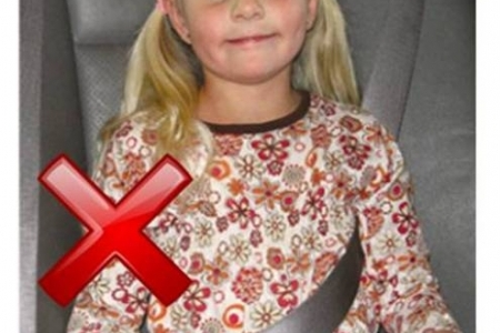 Secure-A-Kid Harness for Seat Belt  picture 2056