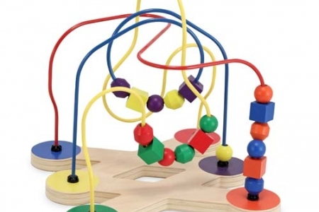Classic Toy Bead Maze picture 2772