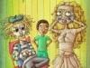 'n Kas vol monsters: Hollywood-mummie [Titel word herdruk]  image