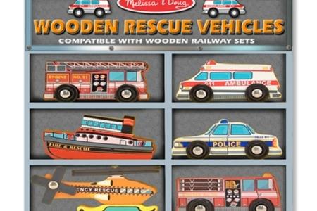 Rescue Vehicles Set picture 1750