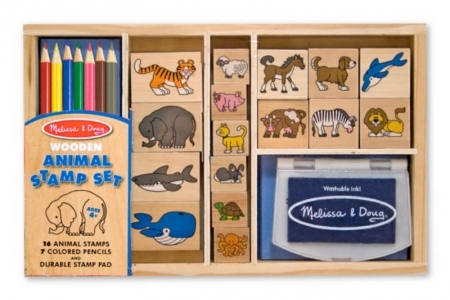 Animal Stamp Set picture 1548