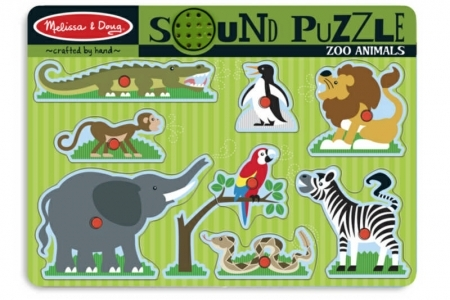 Zoo Sound Puzzle picture 1815