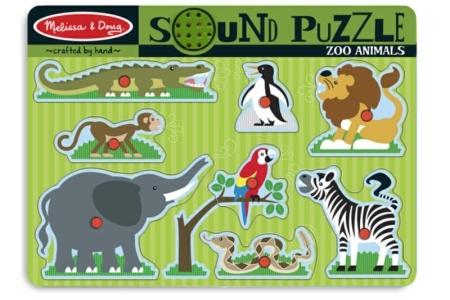 Zoo Sound Puzzle picture 1815