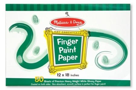 Finger Paint Paper Pad picture 1618